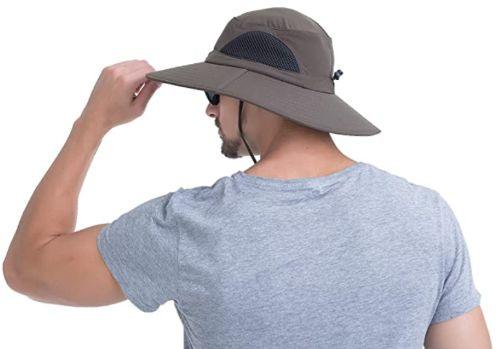 Summer Outdoor Fishing Hat