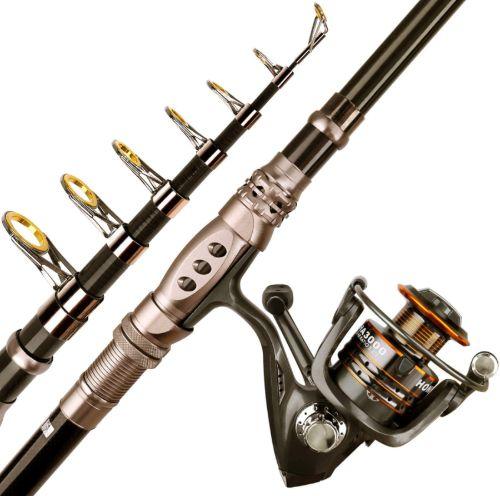 pulsinno fishing rod