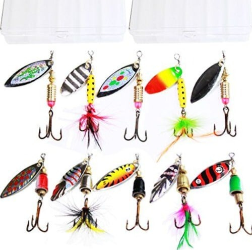 10 Types of Fishing Lures for Bass – Proven Angler's Choice