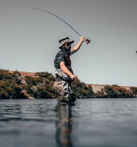 fishing wader