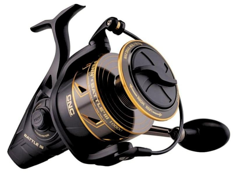 Penn Battle III fishing Reel